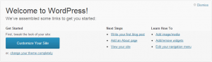 WordPress 3.5 BETA 1 is available for download