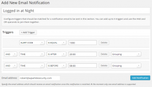 New Notifications Extension for WP Security Audit Log Plugin Available for Download