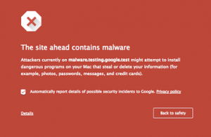 How to Remove the Google Malware Warning