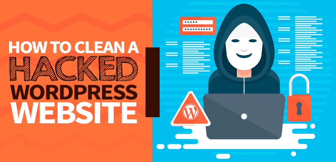 How to clean a hacked WordPress website or blog