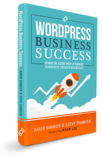 WordPress business success e-book