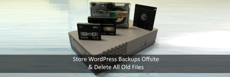 The Security Risks of Storing WordPress Backup Files & Old Files Onsite