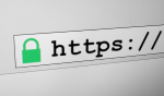 https icon in browser bar