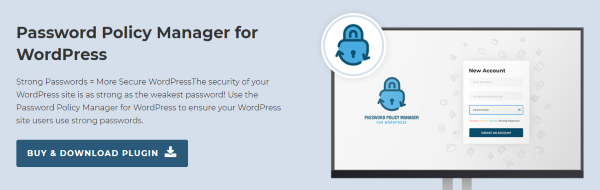 Password Policy Manager plugin