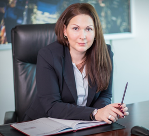 Ekaterina Khrustaleva, COO of High-Tech Bridge