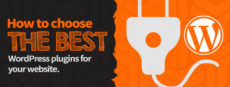 Featured image *How to choose the best plugins for your WordPress site*