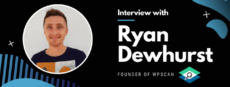 Featured image *Interview with Ryan Dewhurst*