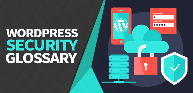 Featured image *WordPress Security Glossary*