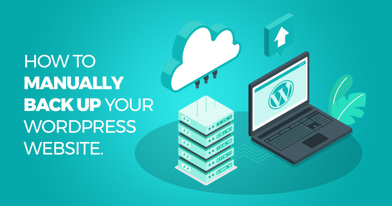 How to manually backup your WordPress website without a plugin