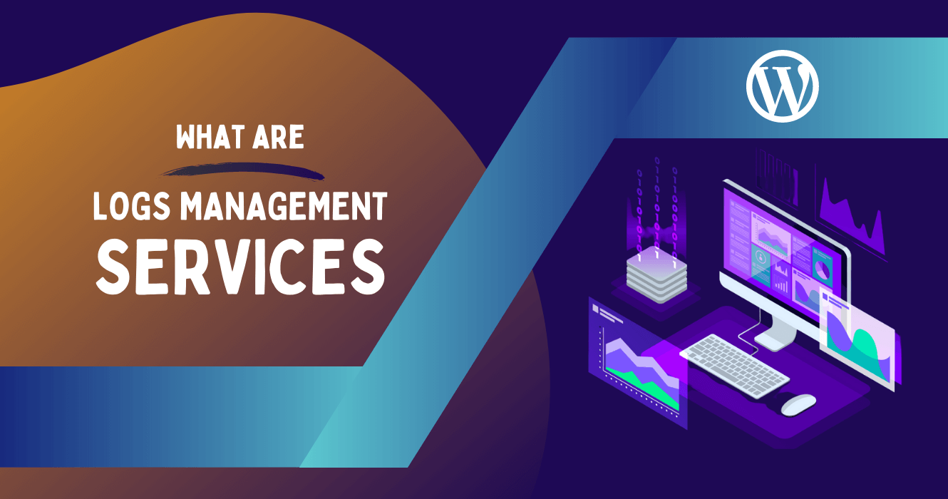 What are log management services?